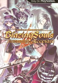 Обложка Blazing Souls Accelate