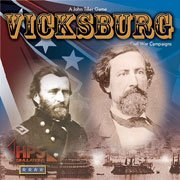 Обложка Civil War Battles: Campaign Vicksburg