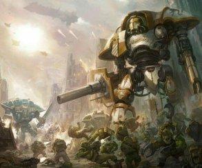 Warhammer 40K: Freeblade использует все возможности iPhone 6s
