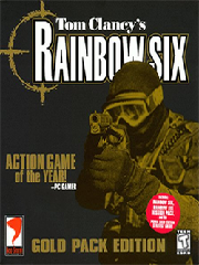Обложка Tom Clancy's Rainbow Six