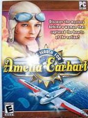 Обложка The Search For Amelia Earhart