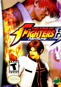Обложка King of Fighters EX: Neo Blood