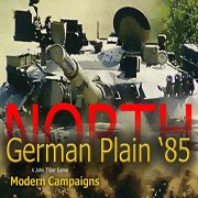 Modern Campaigns: NORTH GERMAN PLAIN '85 – фото обложки игры