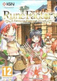 Обложка Rune Factory 2: A Fantasy Harvest Moon