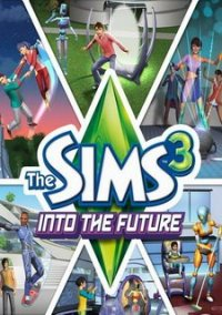 Обложка The Sims 3: Into the Future