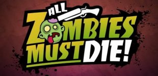 All Zombies Must Die. Видео #1