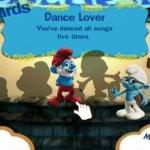Скриншот The Smurfs Dance Party – Изображение 14