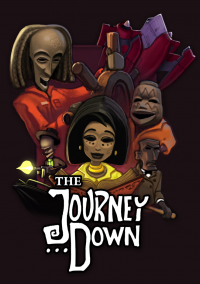 Обложка The Journey Down: Chapter One