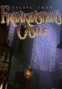 Обложка Escape from Frankenstein's Castle