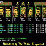 Скриншот Romance of the Three Kingdoms – Изображение 1