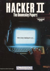 Обложка Hacker II: The Doomsday Papers