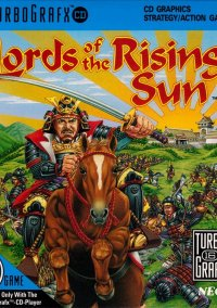 Обложка Lords of the Rising Sun