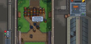 The Escapists 2. Карта Rattlesnake Springs