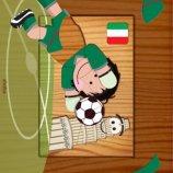 Скриншот Wood Puzzles Soccer