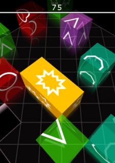Game of Cubes