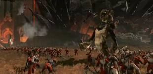 Total War: Warhammer. Демонстрация сюжетной кампании