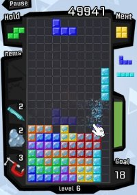 Обложка Tetris (2008)