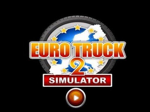 Euro Truck Simulator 2. Геймплей