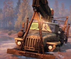 Симулятор бездорожья Spintires изъяли из Steam из-за багов