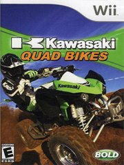 Обложка Kawasaki Quad Bikes