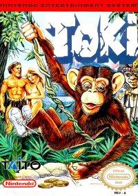 Обложка Toki