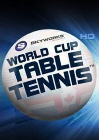 Обложка World Cup Table Tennis
