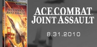 Ace Combat: Joint Assault. Видео #2