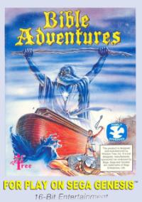 Обложка Bible Adventures