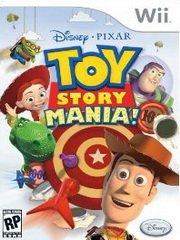 Обложка Toy Story Mania!