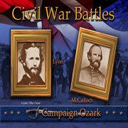 Обложка Civil War Battles: Campaign Ozark