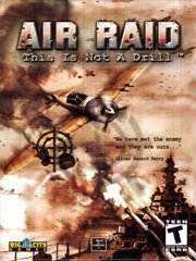 Обложка Air Raid: This Is Not a Drill!