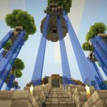 Скриншот SkyBlock 2 - Mini Survival Game in Block Sky Water Lands – Изображение 1