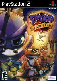 Обложка Spyro: A Hero's Tail