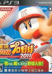 Обложка Jikkyou Powerful Pro Yakyuu 2011