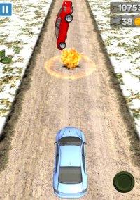 Обложка 3D Derby Race-Car Drifting & Crashing Game