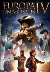 Обложка Europa Universalis 4