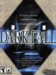 Обложка Dark Fall: The Journal