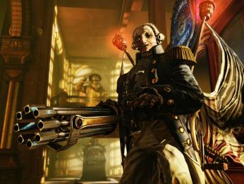 BioShock Infinite. Из чего сделана главная игра этой весны