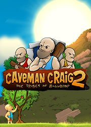 Caveman Craig 2: The Tribes of Boggdrop – фото обложки игры