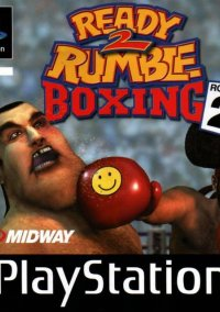 Обложка Ready 2 Rumble Boxing: Round 2