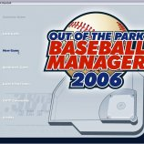 Скриншот Out of the Park Baseball 2006
