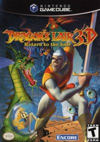Обложка Dragon's Lair 3D: Return to the Lair