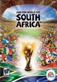 Обложка 2010 FIFA World Cup South Africa