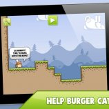 Скриншот Burger Cat