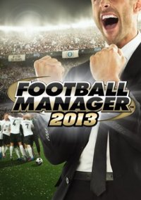Обложка Football Manager 2013