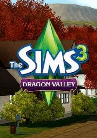 Обложка The Sims 3: Dragon Valley