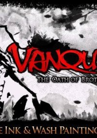 Обложка VANQUISH: The Oath of Brothers