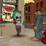Скриншот Sam & Max: Episode 3 The Mole, the Mob and the Meatball