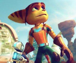 80 минут геймплея Ratchet & Clank показывают планеты и мини-игры