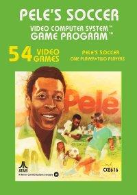 Обложка Pelé's Soccer